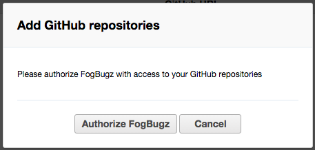 GitHub Add Repositories